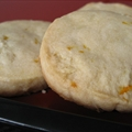 Orange Ice Box Cookies