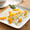 Orange & Sage Salad with Chavrie® Goat Cheese
