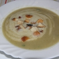 Oudeiss Kohlrabi Cream Soup
