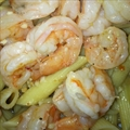 Our Favorite Shrimp Scampi