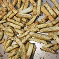 Oven Baked Spiced Fries - V 2