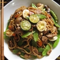 Pancit Canton (Stir Fry Noodles,philstyle)