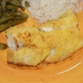 Parmesan Baked Cod