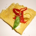 Parmesan Crepes