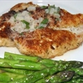 Lemony Parmesan Crusted Chicken (saragoddard)