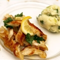 Passover Lemon Chicken