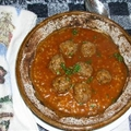 Pasta Meatball Soup (Albondigas Soup)