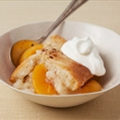 Peach Cobbler