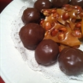 Peanut Butter Crispy Balls