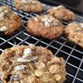 Peanut Butter Oat Cookies / Granola Bars