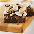 Peanut Butter Rocky Road Bars