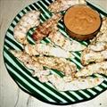 Peanut Dipping Sauce (Satay)