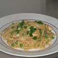 Peanut Thai Pasta