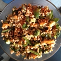 Pearl Barley and Broccoli Salad