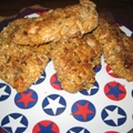 Pecan-Crusted Oven-Fried Chicken