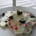 Peppermint Oreo Bark