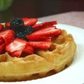 Perfect Belgian Waffles