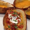 Perfect Potato Skins