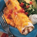 Pillsbury Chile Chicken Enchiladas