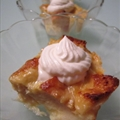 Pina Colada Bread Pudding