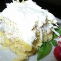 Pina Colada Cake