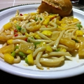 Pineapple and Ginger Noodle Salad