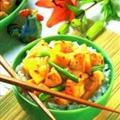 Pineapple Ginger Chicken Stir-Fry
