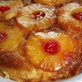 Pineapple Upside-Down Cake (Skillet)