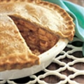 Pippin Apple Pie with Hazelnut Crust
