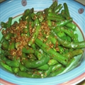 Pistachio Green Beans