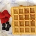 Plain Waffles