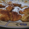 Poffertjes (Mini Dutch pancakes)