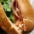 Pork Banh Mi Vietnamese Sandwich