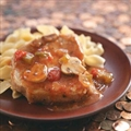Pork Chop Cacciatore 