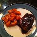 Pork Chops in Balsamic Glaze