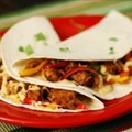 Pork Tenderloin Fajitas