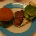 Pork Tenderloin Littles Sandwich