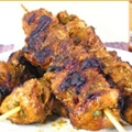 Pork with Moorish Seasonings (pinchos Morunos)