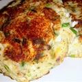 Potato Fish Cakes