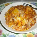 Potato Hamburger Casserole