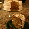 Praline-pumpkin Torte