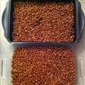 Puffed Wheat Cake