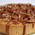 Pumpkin Maple Pecan Cheescake