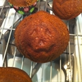Pumpkin Muffins - Vegan