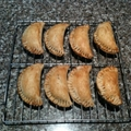 Pumpkin Pie Empanadas
