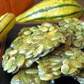 Pumpkin Seed Brittle