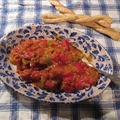Red Pepper Caponata