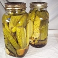 Reduced Sodium Polish Dill Pickles