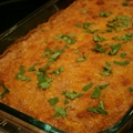 Refried Bean Bake