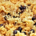 Dad's Rice w/ Pigeon Peas (Arroz con Guandules)